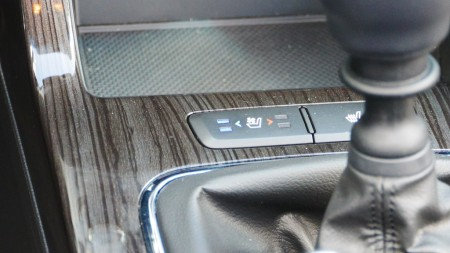 KIA Optima Sitzkühlung Schalter, Foto: Autogefühl
