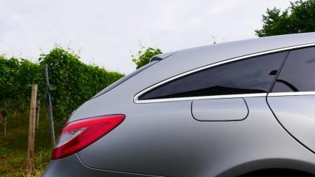 Mercedes CLS Shooting Brake, Foto: Autogefühl