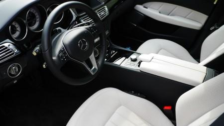 Mercedes CLS Shooting Brake Cockpit, Foto: Autogefühl