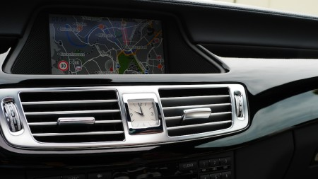 Mercedes CLS Shooting Brake Interieur, Foto: Autogefühl