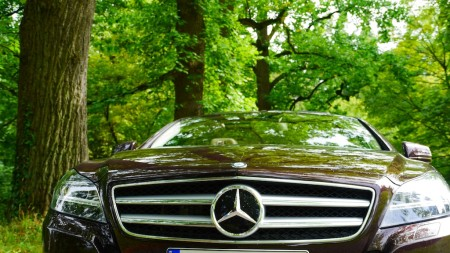 Mercedes CLS 350 CDI, Foto: Autogefühl