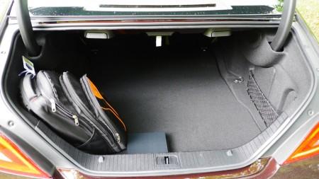 Mercedes CLS Kofferraum, Foto: Autogefühl