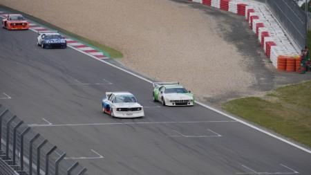 BMW Rennen beim Oldtimer Grand Prix, Foto: Autogefühl