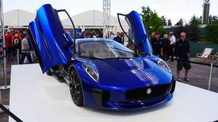 Jaguar C-X75, Foto: Autogefühl