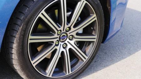 Volvo V60 D5 AWD Felgen, Foto: Autogefühl