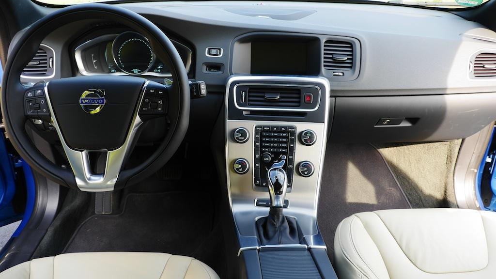Volvo v60 polestar fahrbericht autogef hl for Innenraum design app