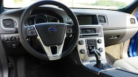 Volvo V60 Innenraum, Foto: Autogefühl