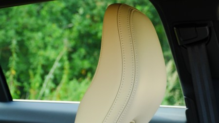 Volvo V60 Kopfstützen, Foto: Autogefühl