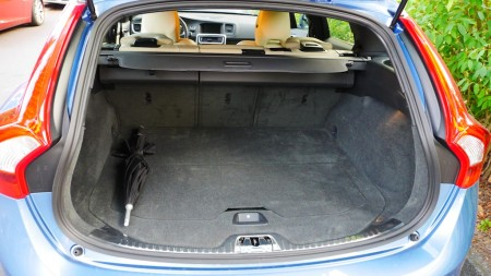 Volvo V60 Kofferraum, Foto: Autogefühl
