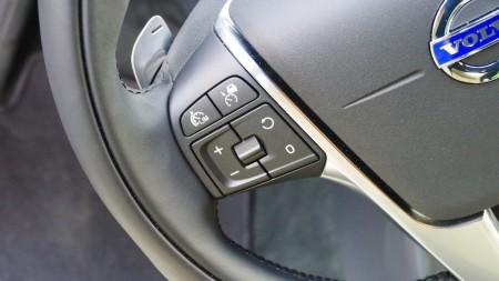 Volvo V60 Tempomat mit Geschwindigkeitsregelung, Foto: Autogefühl