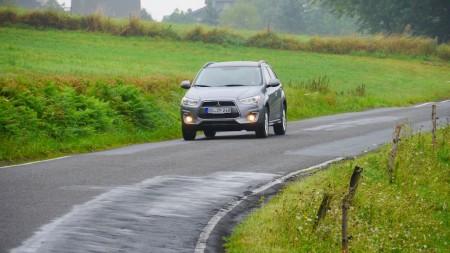 Mitsubishi ASX onroad, Foto: Autogefühl
