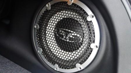 Mitsubishi ASX Soundsystem, Foto: Autogefühl