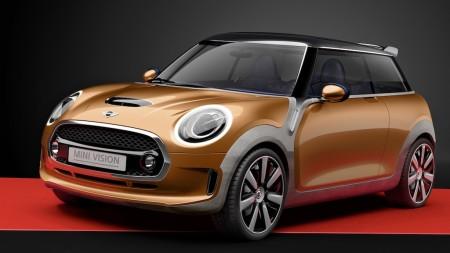 Mini Vision Concept, neuer Mini für 2014, Foto: Mini
