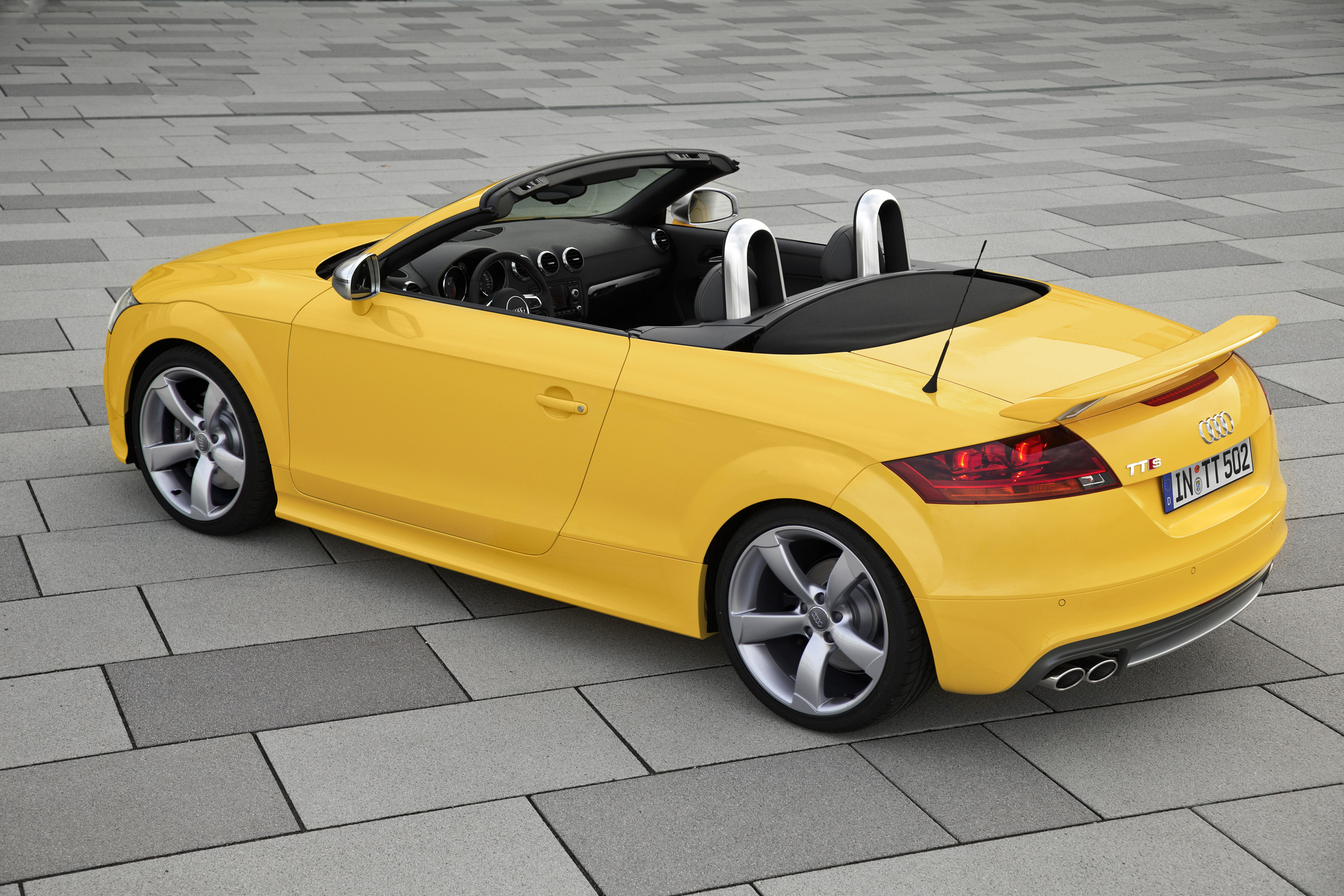Audi Tts Competition Sondermodell Autogef 252 Hl