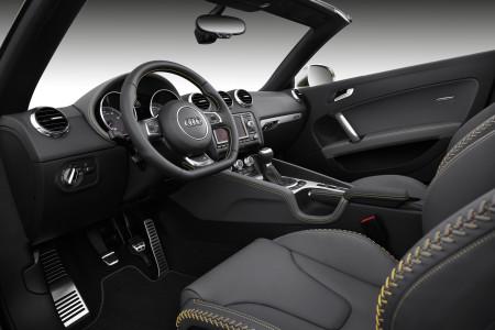 Audi TTS competition Innenraum, Foto: Audi