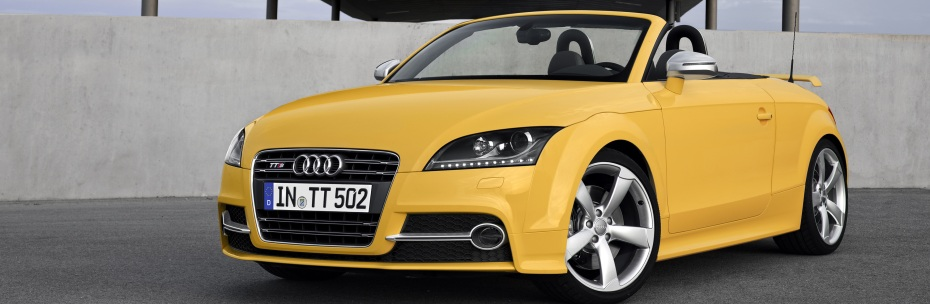 Audi TT Roadster Sondermodell TTS competition, Foto: Audi
