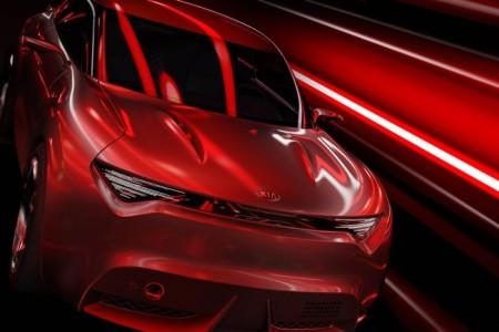 KIA SUV Concept, Foto: KIA