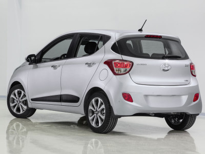 Hyundai i10, Foto: Hyundai
