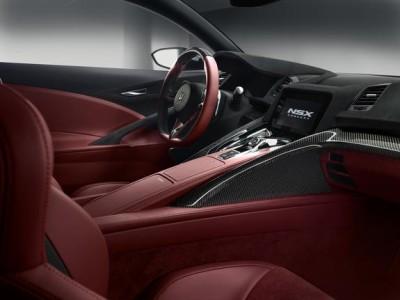 Honda NSX Prototyp in Genf, Foto: Honda