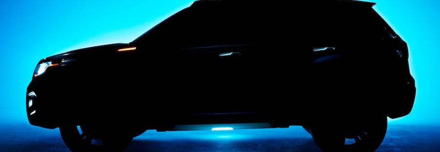 Suzuki iV-4 Kompakt-SUV Studie, Foto: Suzuki