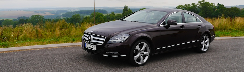 Mercedes CLS 350 CDI 4MATIC Coupé, Foto: Autogefühl