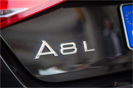 Audi A8L W12, Foto: pureGLAM.tv