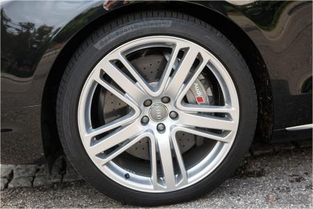 Audi A8L W12 Felgen, Foto: pureGLAM.tv