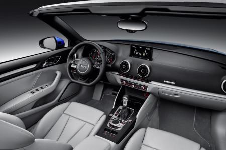 Audi A3 Cabriolet Innenraum, Foto Audi