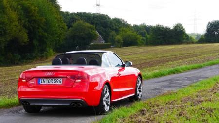 Audi S5 Cabriolet, Foto: Autogefuehl