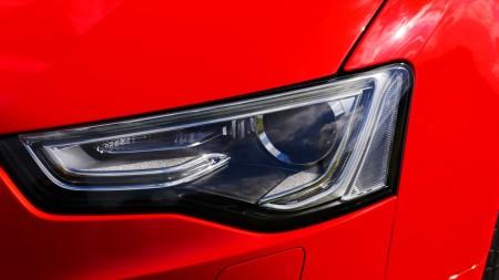 Audi S5 Cabriolet Headlights, Foto: Autogefühl