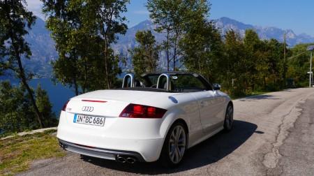 Audi TTS Roadster, Foto: Autogefühl