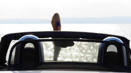 Audi TTS Roadster Windschott, Foto: Autogefühl