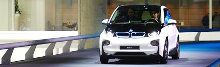 BMW i3 auf IAA 2013 in Frankfurt, Foto: Autogefühl