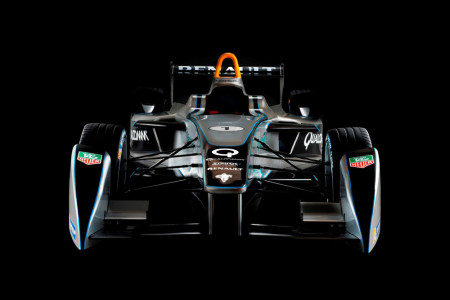 Formula E Einheitsauto für die 1. Saison, Foto: Formula E