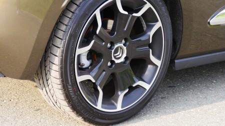 Citoren DS3 Cabriolet Felgen, Foto: Autogefuehl