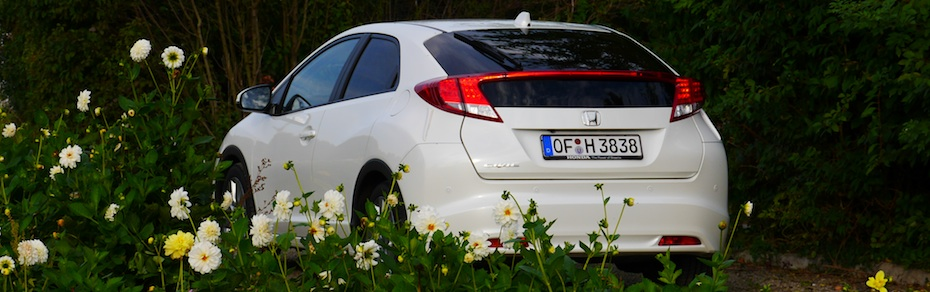 Honda Civic, Foto: Autogefuehl