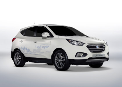 Hyundai ix35 Fuel Cell Electric Vehicle (FCEV), Foto: Hyundai