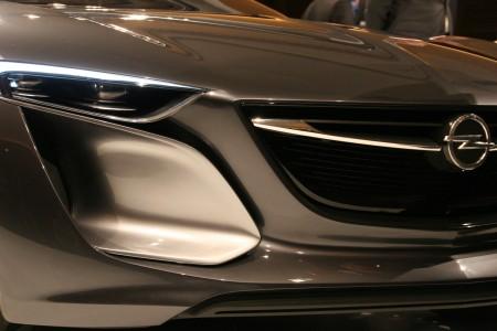 Opel Monza Concept in Frankfurt, Foto: Autogefühl