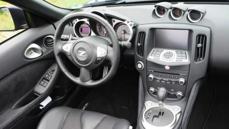 Nissan 370Z Roadster Innenraum, Foto: Autogefühl