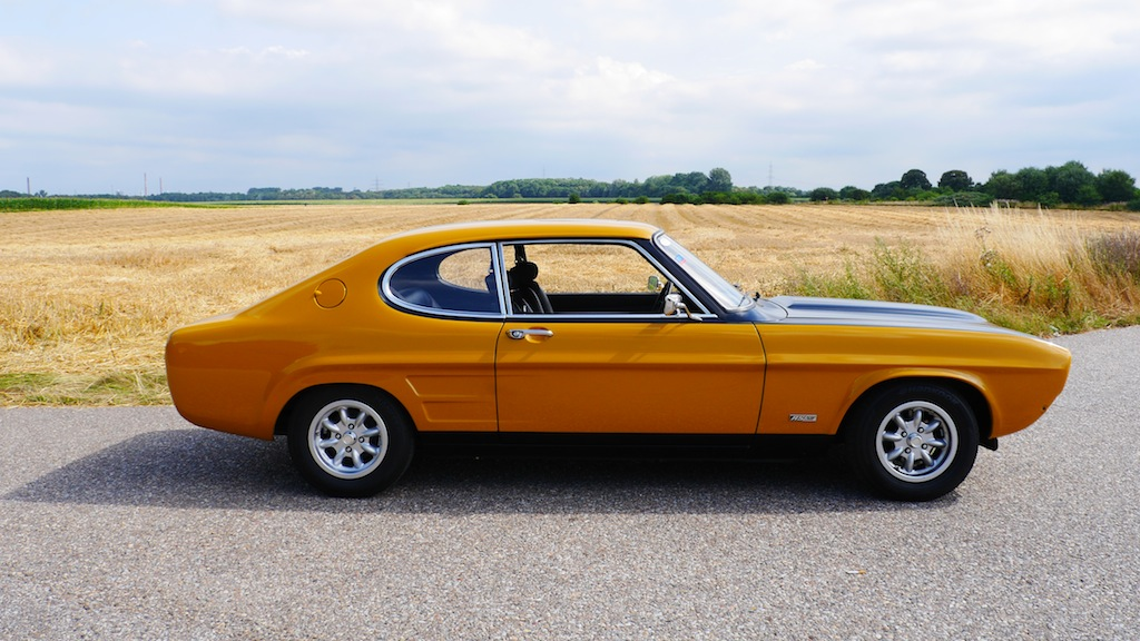 Extrêmement Ford Capri RS 2600 – die Legende | Autogefühl WY59