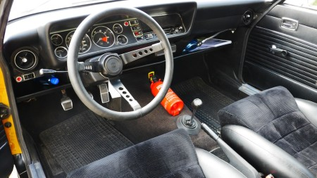 Ford Capri RS 2600 Interieur, Foto: Autogefühl