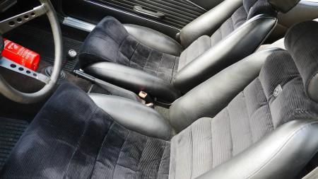 Ford Capri RS 2600 Interieur, Foto: Autogefühl
