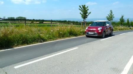 Fiat 500L Trekking, Foto: Autogefühl
