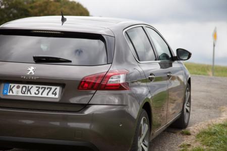 Der neue Peugeot 308, Foto: AutogefühlDer neue Peugeot 308, Foto: Autogefühl