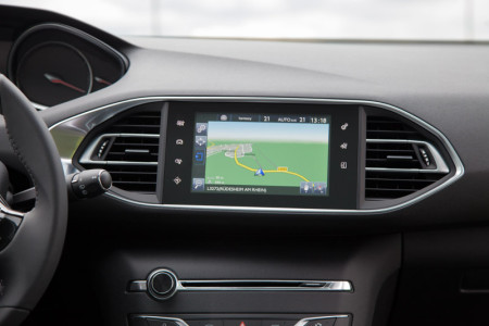 Der Peugeot 308 Innenraum, Foto: Autogefühl