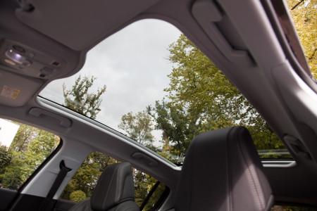 Der Peugeot 308 Panorama-Dach, Foto: Autogefühl
