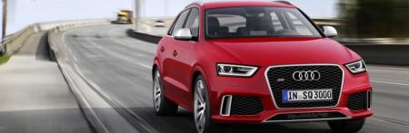 Audi RS Q3 mit Allrad-Antrieb, Foto: Audi