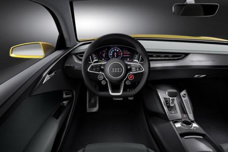 Audi Sport quattro concept Innenraum, Foto: Audi