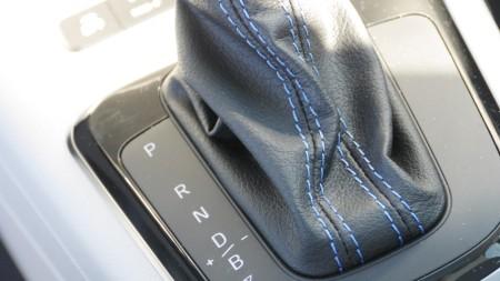 VW e-up! Innenraum Kontrastnähte, Foto: Autogefühl