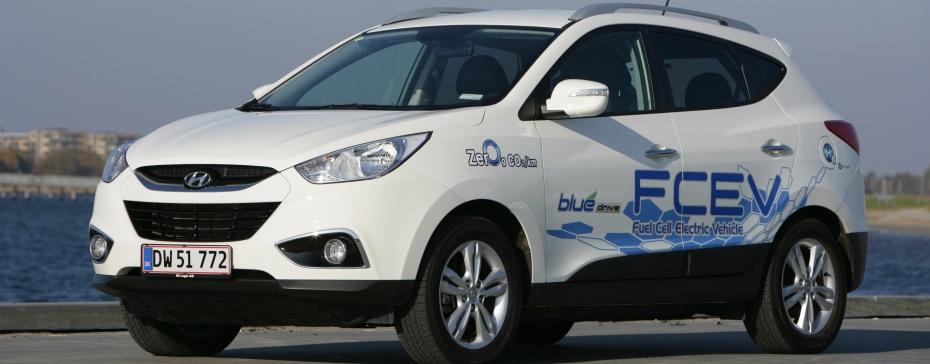 Hyundai ix35 Fuel Cell Electric Vehicle (FCEV), Foto: Hyundai